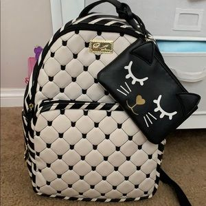 New Betsey Johnson Backpack